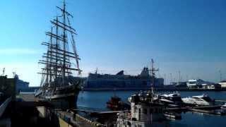 Сочи, порт, 08 февраля 2014 года