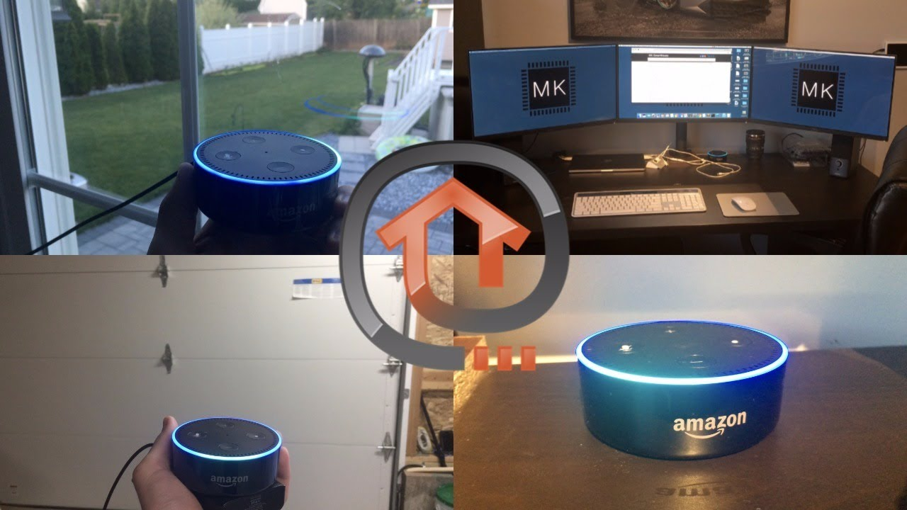 Complete Guide Connect Amazon Echo (Alexa) To OpenHAB 2: Official OpenHAB  Skill