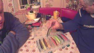 Vlog#6. Осень. Подготовка к рыбалке. Крупные воблеры Федора на щуку.