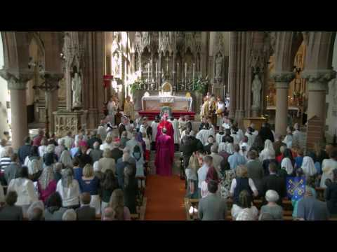 FSSP Priestly Ordinations from Warrington, England