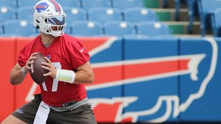 Is Josh Allen extension coming before start of training camp?
