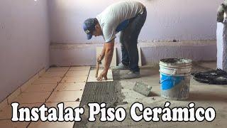 Como Instalar Pisos Ceramicos