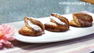 Пирожные Паруса - Рецепт Бабушки Эммы
