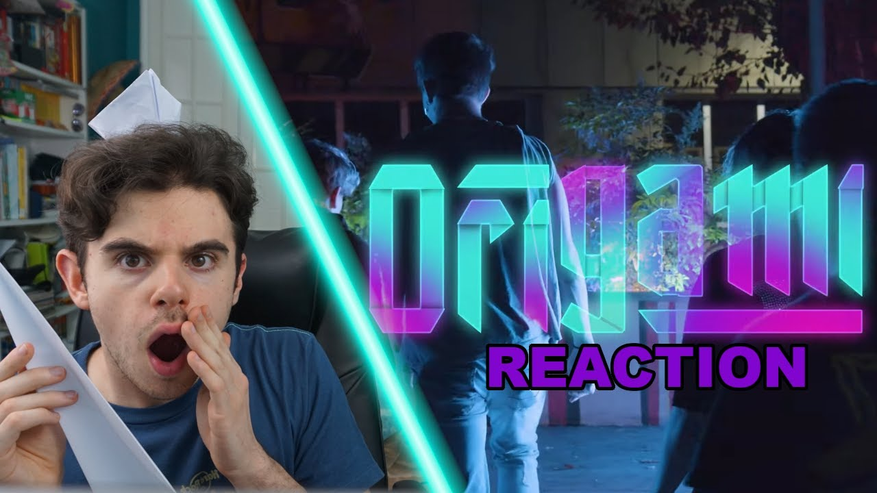 Monte - Origami [REACTION]