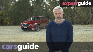 Mazda CX-3 2019 review