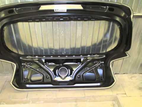 Крышка багажника БМВ 1 серии Ф20 41007305470 5-ая дверь BMW 1 series F20