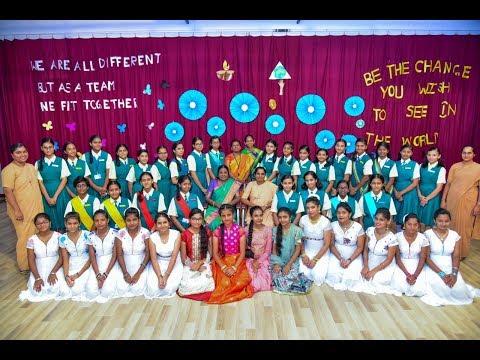 Mary Immaculate School Bengaluru History