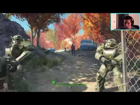 Fallout 4 part 1:  War, war never changes