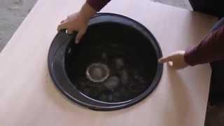 кухонная мойка из искусственного камня(, 2013-08-19T14:44:50.000Z)