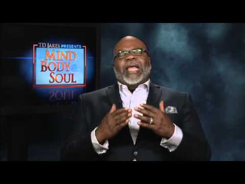 T D  Jakes Awesome Interview