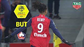 But Loïc REMY (2') / LOSC - Toulouse FC (3-0)  (LOSC-TFC)/ 2019-20