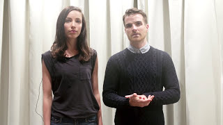 Fifty Shades of Grey Audition Tape