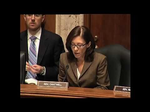 Senator Cantwell Chairs an Energy Subcommittee Hearing on Likely Rare Earth Metal Supply Constraints