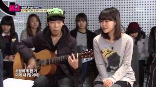 Akdong Musician [Give love] @KPOPSTAR Season 2