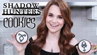 SHADOW HUNTERS RUNE COOKIES - NERDY NUMMIES