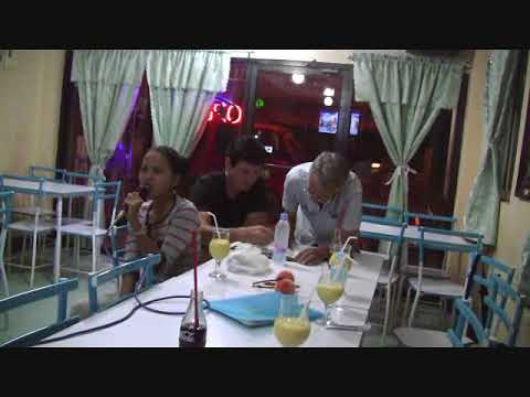 LOVELY FILIPINA IN VIDEOKE TIME PHILIPPINES EXPAT LIFE PHILIPPINES