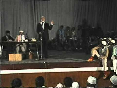 Is Jesus God? by Ahmed Deedat Lecture in South Africa