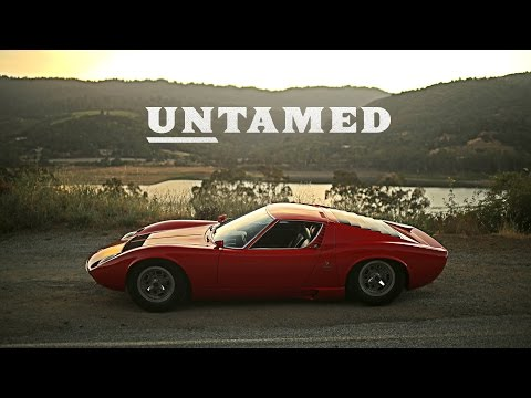 The Lamborghini Miura Is Still Untamed - Petrolicious