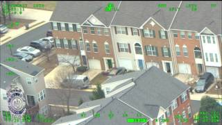 Chief Releases Video and 9-1-1 Audio Tapes of January 16 Officer-Involved Shooting in Herndon