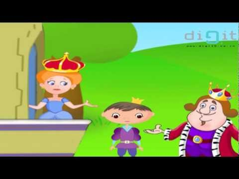 The Queen Of Hearts | Animated Nursery Rhymes & Songs For  Kids