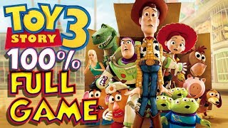 Toy Story 3 FULL GAME Movie 100% Longplay (PS3, X360, Wii, PC)
