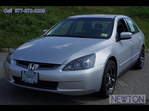 2004 Honda Accord 2.4 LX Sedan