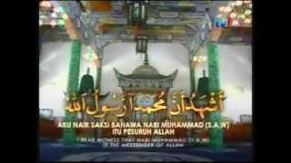 Azan Imam Muda Taufek TV1