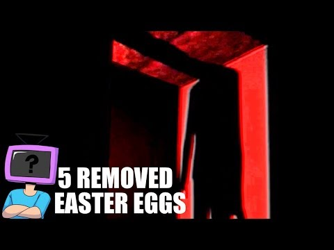 5 Removed Easter Eggs Never Meant To Be Found