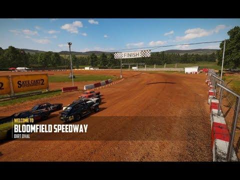 WreckFest - 50 laps - Bloomfield Speedway (oval)