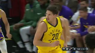 Indiana Pacers vs Utah Jazz : November 26, 2018