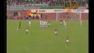 Iran vs. AS Roma