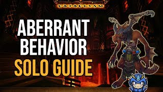 World of Warcraft Achievement: Aberrant Behavior (Solo)