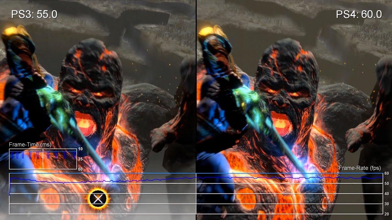 God Of War 3 Test