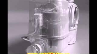 видео Канализационные установки