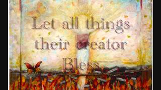 All Creatures of Our God And King by Newsboys (lyric video)