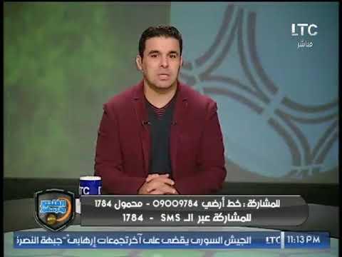 خالد الغندور يكشف مفاجأة .. رحيل عبد الله السعيد عن الاهلي الى السعودية