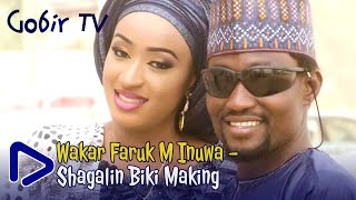 Download Video Hausa singer: Faruk M Inuwa in studio singing marriage song - Gobir TV MP3 3GP MP4
