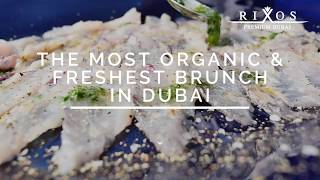 Catch The Brunch - Rixos Premium Dubai