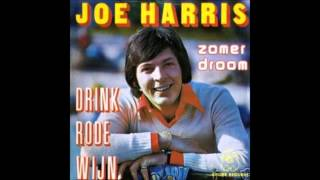 1975 JOE HARRIS Drink Rode Wijn
