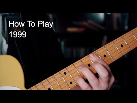 1999 Prince Guitar Tutorial