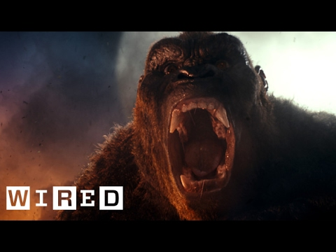 'Kong: Skull Island' - Designing the King of the Jungle | Design FX | WIRED