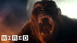 'Kong: Skull Island' - The VFX Tools Behind the King of the Jungle | Design FX | WIRED