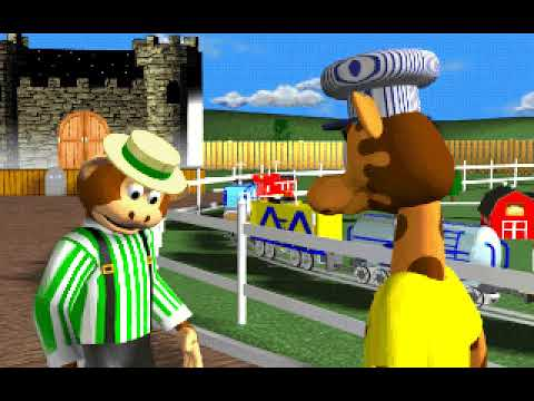 Geoffrey Goes To The Fair