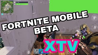 NEW!! FORTNITE BETA MOBILE 100%