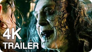 PIRATES OF THE CARIBBEAN 5: DEAD MEN TELL NO TALES Teaser Trailer 4K UHD (2017)