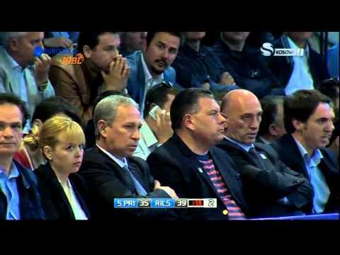 EUROHOLD BIBL Final, Season 2014/2015, Game 1, KB Sigal Pristina - BC Rilski Sportist