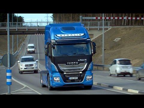 Iveco Stralis XP - Truck Motors