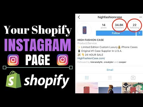 how-to-setup-your-shopify-store's-instagram-(dropshipping)