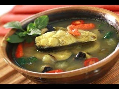 Resep Sup Ikan Patin Super Enak Dan Bergizi Youtube