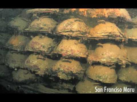 Scuba Diving the Wrecks of Truk Lagoon - Slideshow